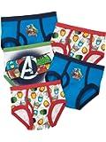 Marvel Ropa Interior para niños Avengers - Paquete de 5