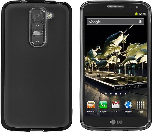 Mumbi Hülle Kompatibel Mit Lg G2 Mini Handy Case Handyhülle Schwarz Elektronik