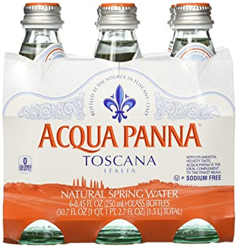 59ecfe9c6f Image Unavailable. Image not available for. Color: Acqua Panna Still Natural  Mineral Water ...