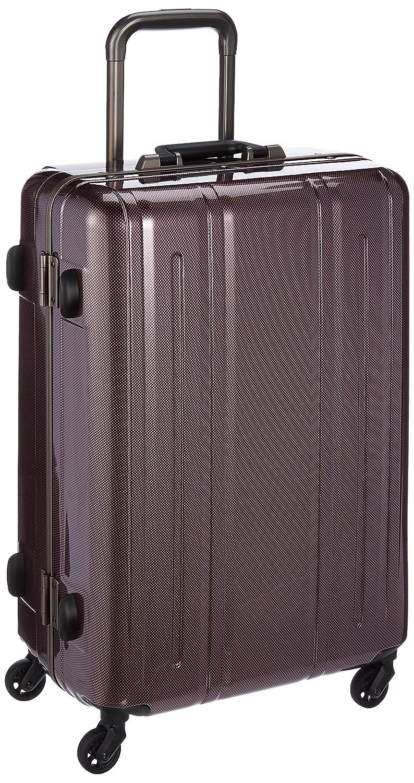 8d9ed7d23a Amazon | [エバウィン] 軽量スーツケース Be Narrow 静音キャスター 60L 67 cm 4.4kg ネイビーカーボン |  スーツケース