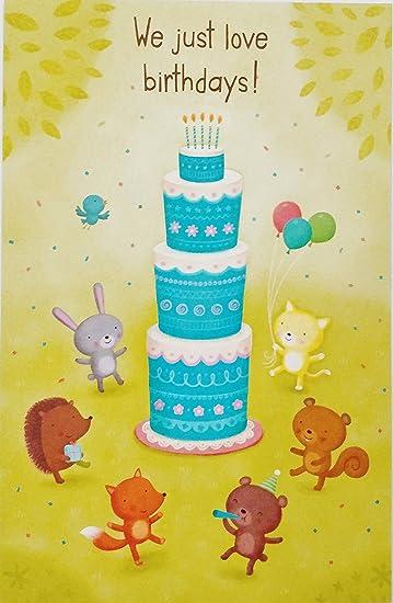 Amazon.com: We Just Love cumpleaños. Especialmente cuando ...