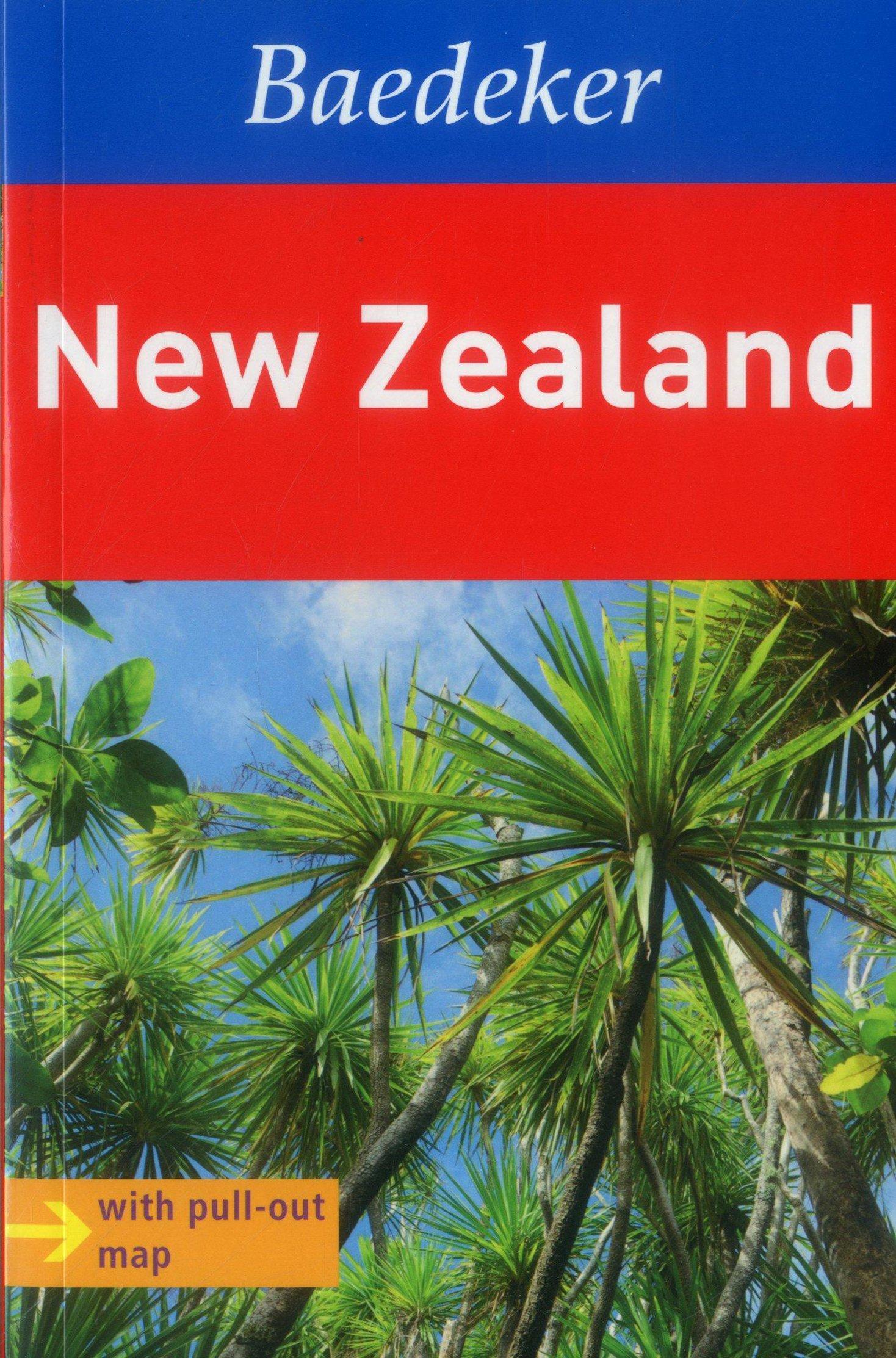 New Zealand Baedeker Guide (Baedeker Guides) ebook