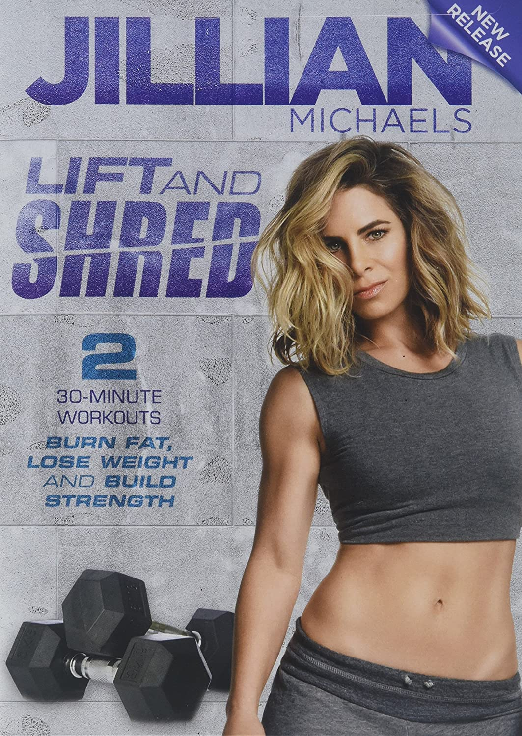 Amazon Com Jillian Michaels Lift Shred Jillian Michaels