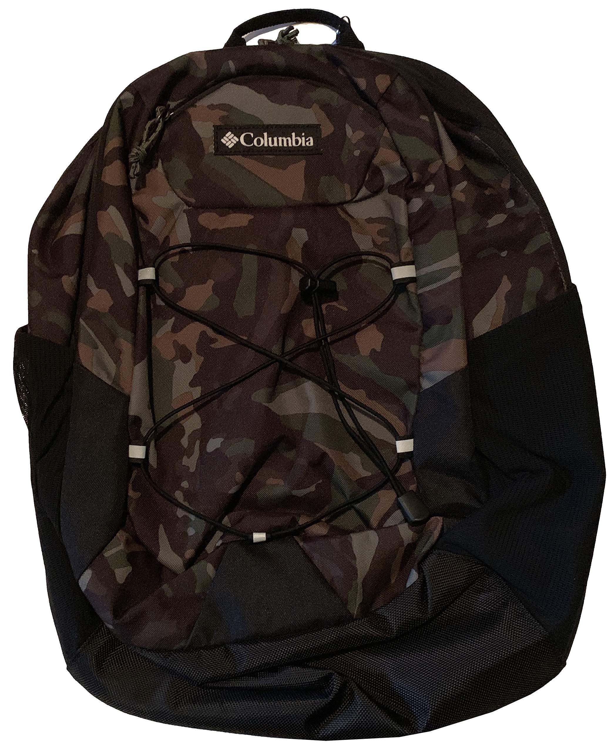 Columbia Northport II Daypack Backpack (Camo Black)
