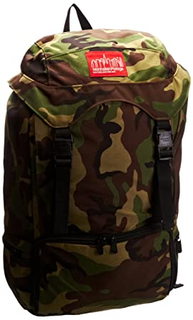 Manhattan Portage Cordura Hiker Backpack Camouflage