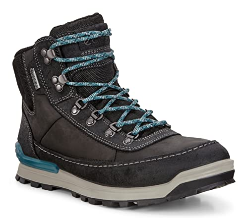 81a5faa9 ECCO Mens Oregon High Gore-tex Hiking Boot