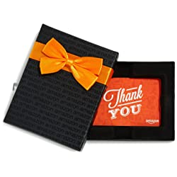 Black gift box link image