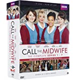 Call the Midwife - Complete Collection Series 1 + 2 + 3 + 4 + 5 + 6 + 7 + Christmas Specials (19 DVD Box Set)
