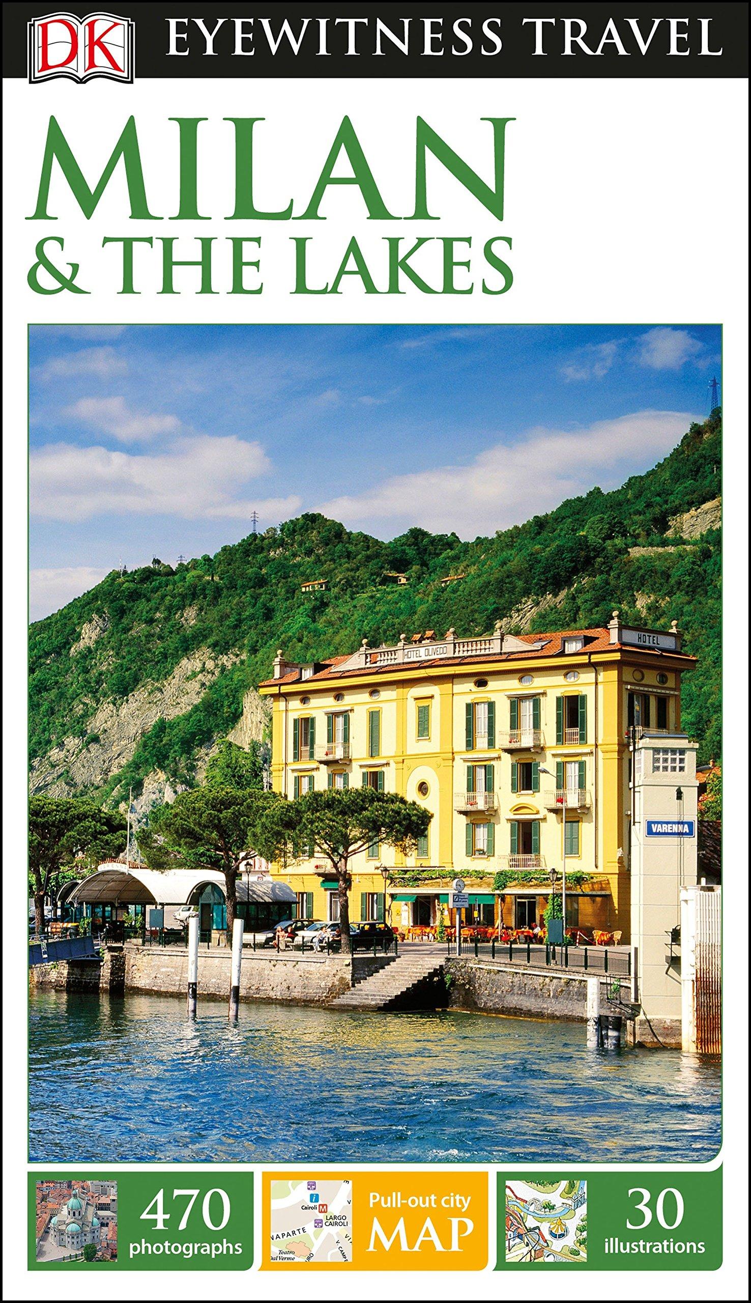 DK Eyewitness Travel Guide Milan product image