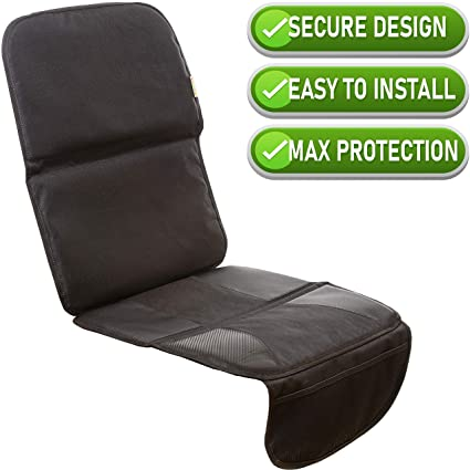 Zohzo Car Seat ProtectorMaximum Padding for Child /& InfantCushions Your...