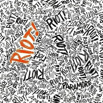 Cover art for the Riot! album