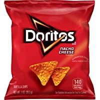 40-Pack of 1oz. Doritos Nacho Cheese Flavored Tortilla Chips