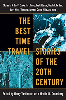 The Mammoth Book of Time Travel SF (Mammoth Books)
