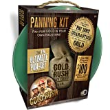 Gold Rush Panning Kit - 1/2 Pound of Paydirt Included
