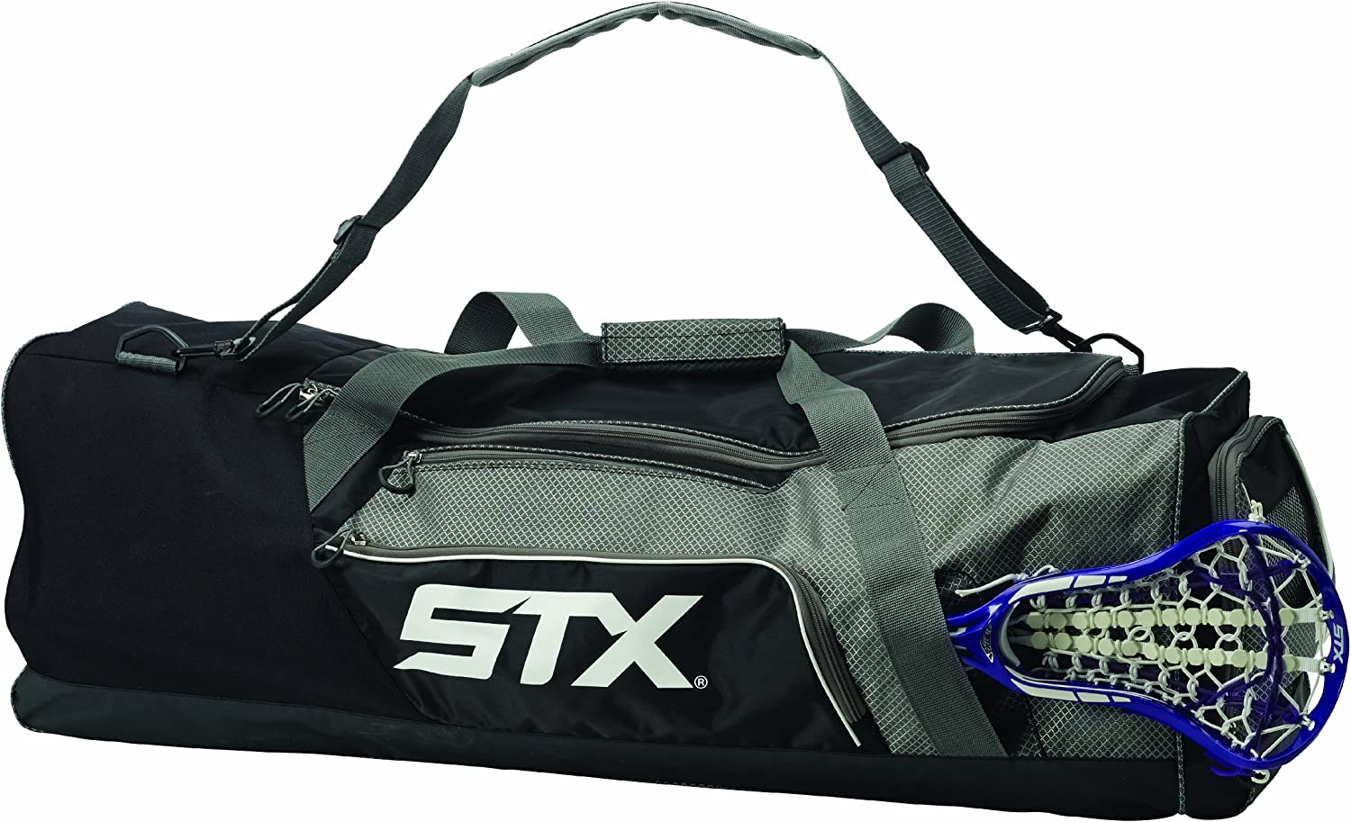 STX Lacrosse Challenger Lacrosse Equipment Bag : Sports & Outdoors