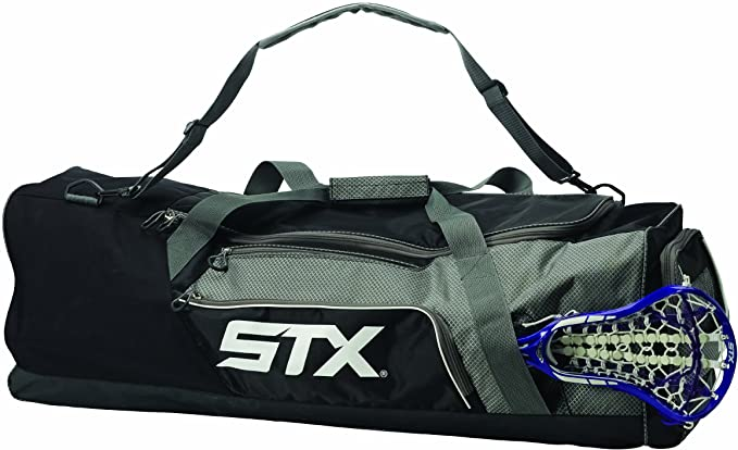 STX Lacrosse Challenger Lacrosse Equipment Bag - Excellent for a Bunch of Equipment