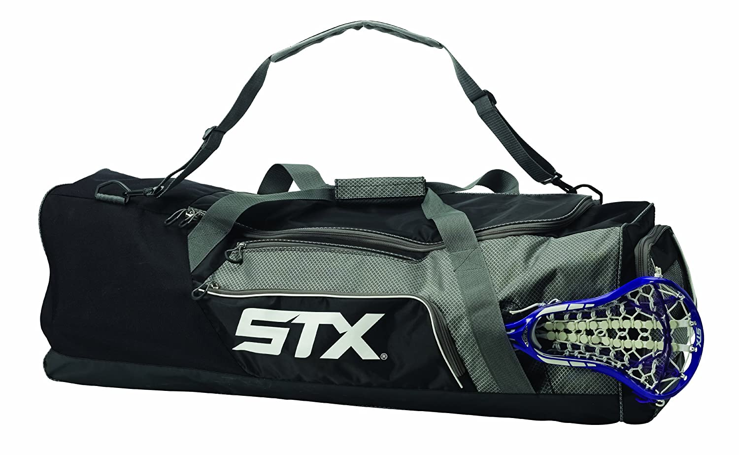 STX Lacrosse Challenger Lacrosse Equipment Bag AS EBCH BK/36-Parent