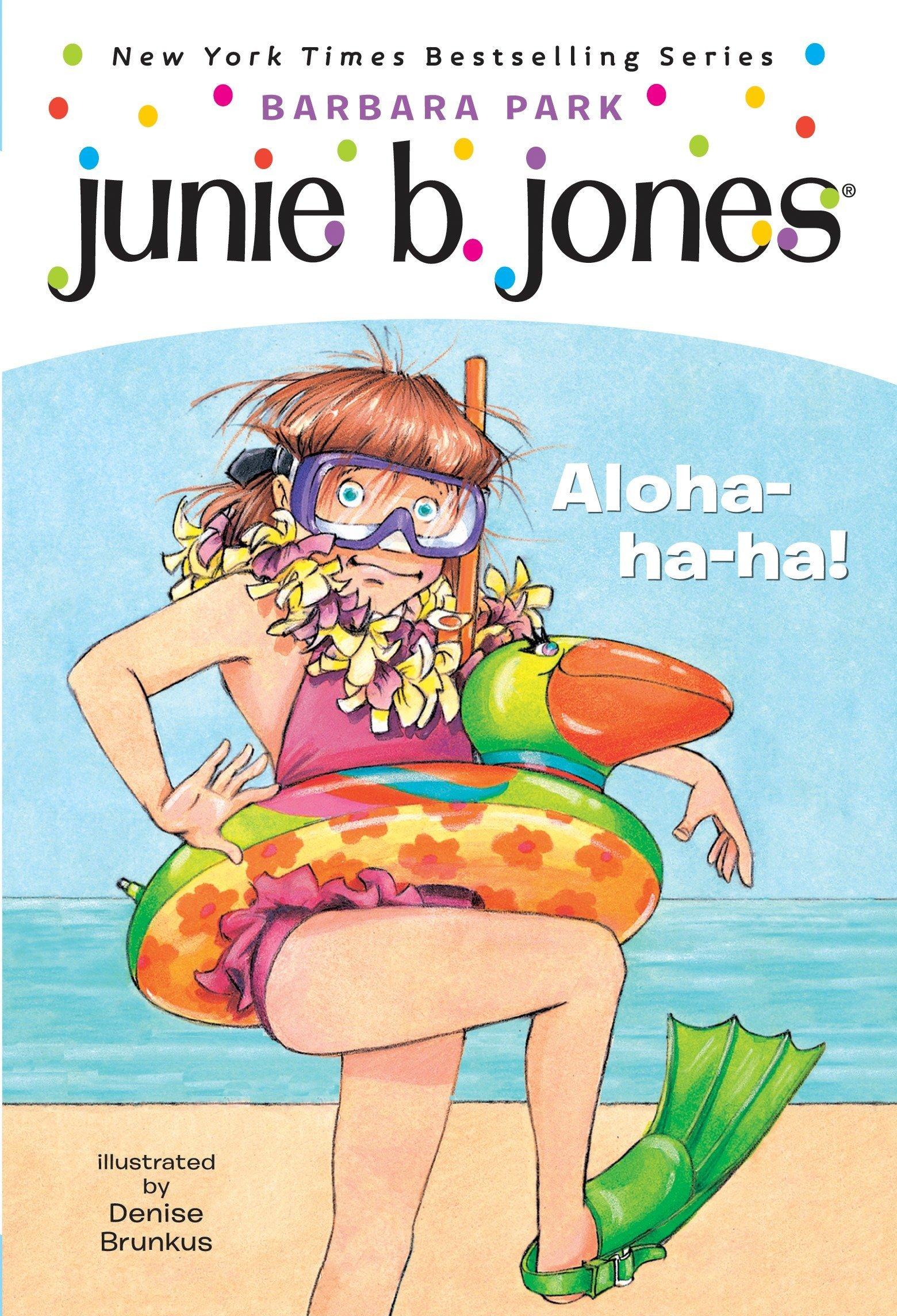 Download Junie B., First Grader: Aloha-ha-ha! (Junie B. Jones, No. 26) pdf epub