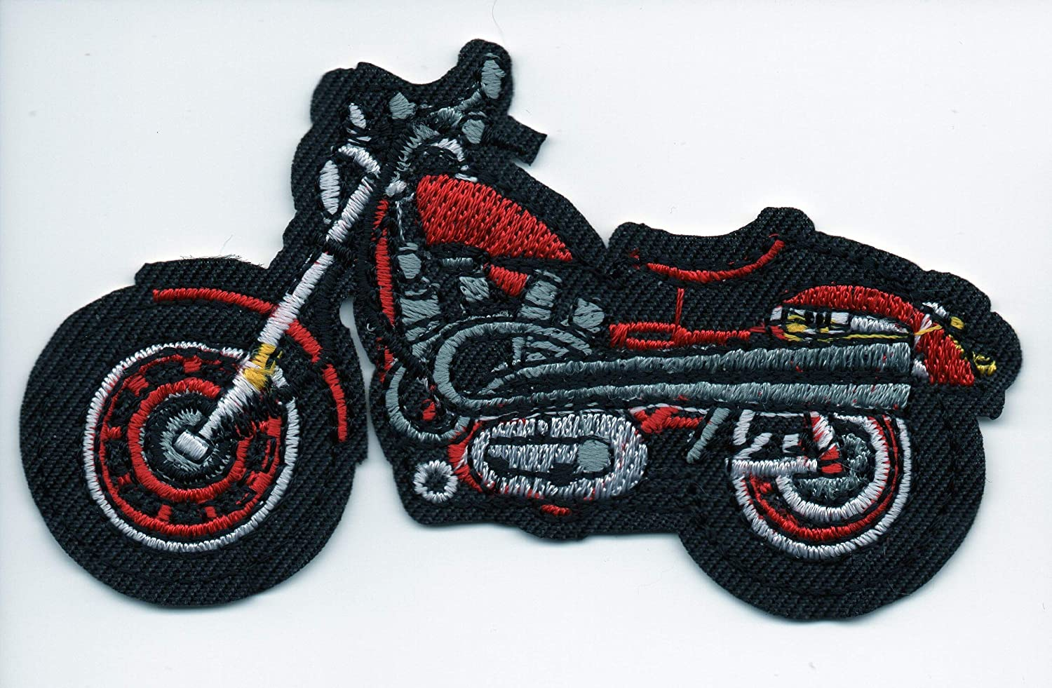 REALLY Motorcycle biker embroidered vest patch iron on New