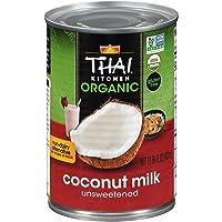 Deals on 6PK Thai Kitchen Organic Unsweetened Coconut Milk 13.66Oz