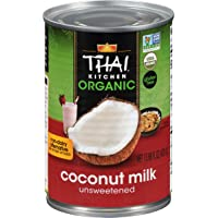 6-Pack Thai Kitchen 13.66 oz Organic Coconut Milk (Unsweetened)