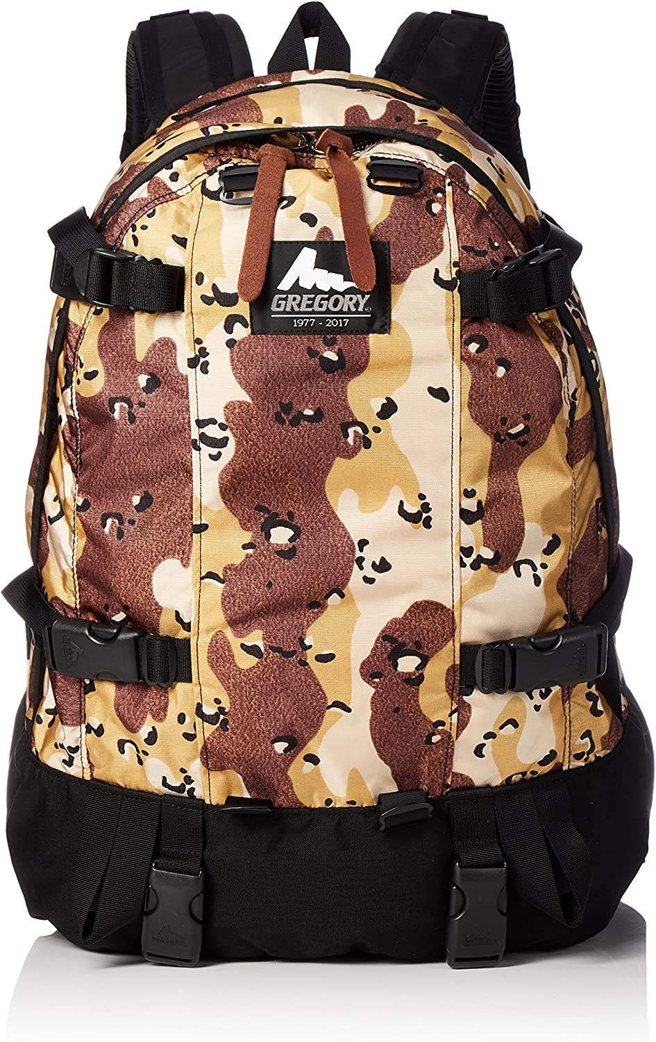 Day/&Half Silver Tag Backpack Daypack Chocolate chip Official 40th Anniversary Model Pack Gregory