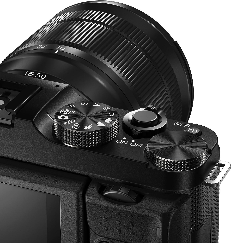 Fujifilm X-A1 - Cámara Evil de 16 MP (Pantalla 3