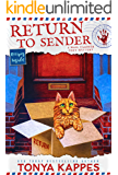 Return To Sender: A Cat Cozy Mystery: A Mail Carrier Cozy Mystery