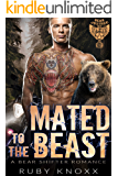 Mated to the Beast: A Bear Shifter Romance (Bear Justice MC Book 2)