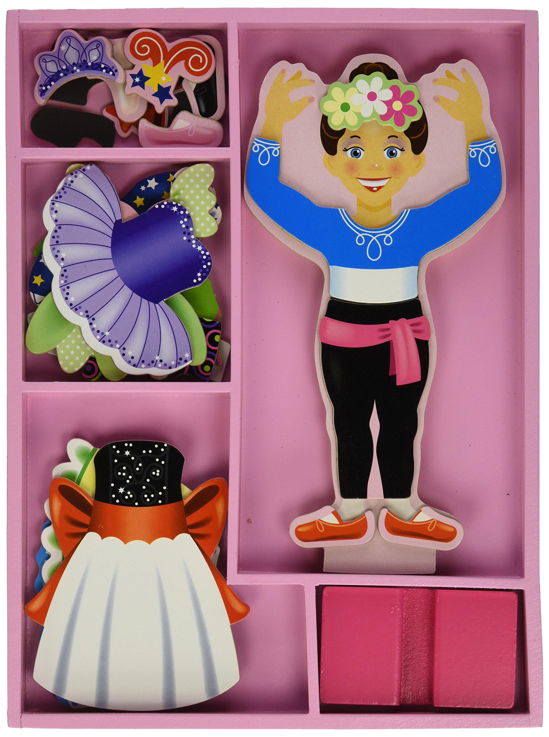 Melissa & Doug Nina Ballerina Dress-Up by Melissa & Doug