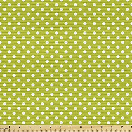 Fabric package lime greenolive-mint