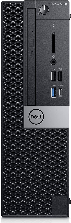 Dell OptiPlex 5070 Small Form Factor Desktop Computer - 3.0 GHz Intel Core i5-9500 Six-Core - 16GB DDR4-256GB SSD - DVDRW - Windows 10 pro