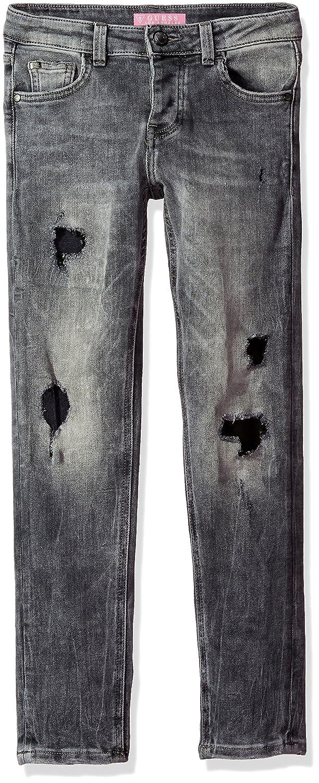 Jeans Bambina Guess Grigio | Sir126Roma