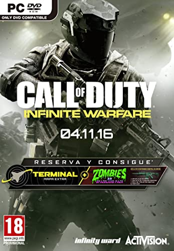 Call Of Duty: Infinite Warfare - Standard Edition D1: Amazon.es ...