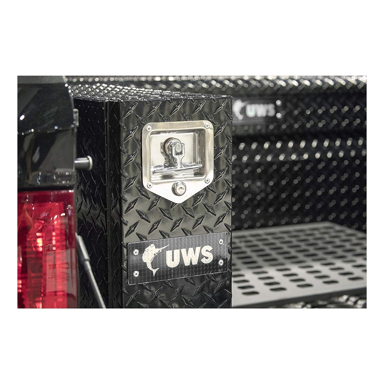 UWS DS-22-BLK Black 22 Drawer Slide Box