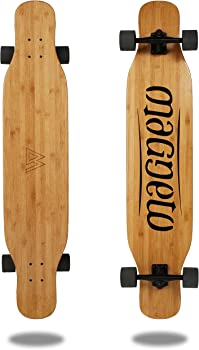 Magneto Bamboo Dancing Longboard