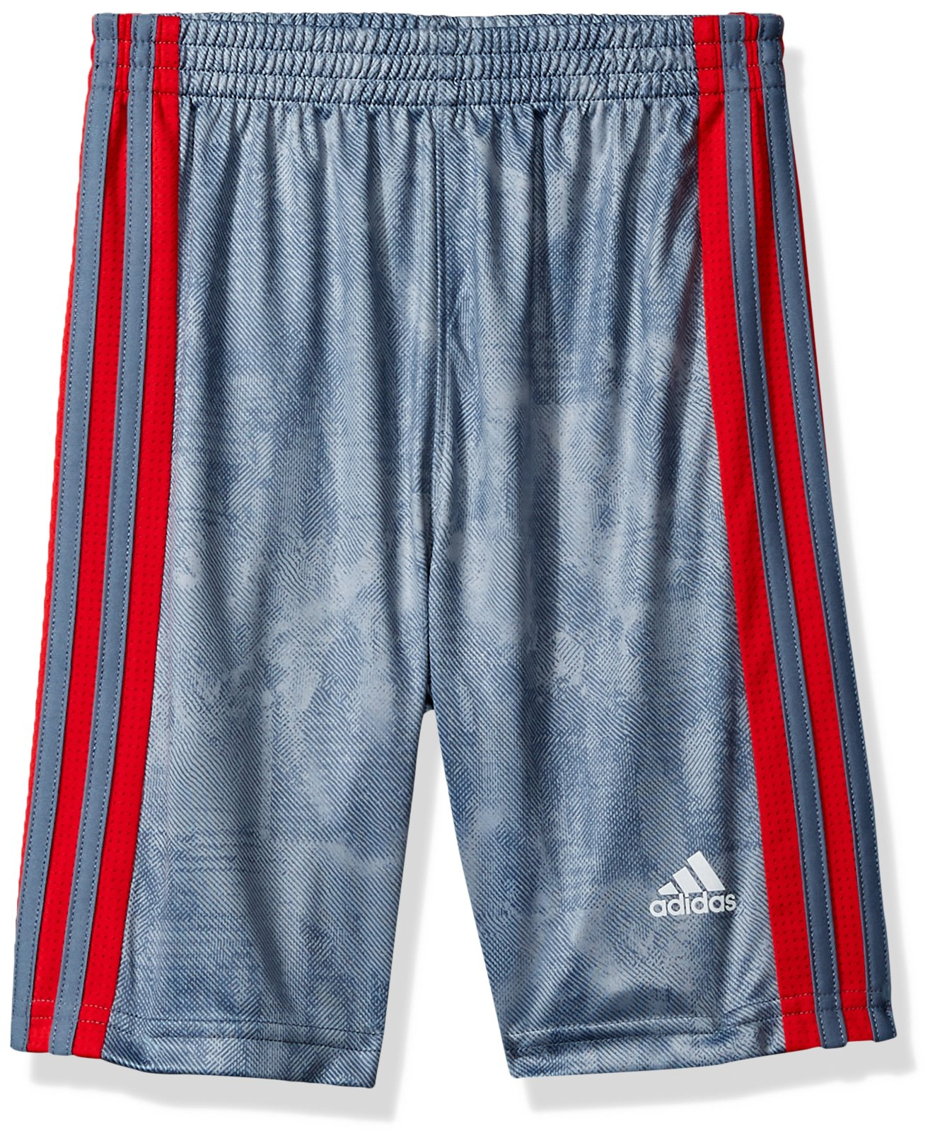 526d4cada2b0 Galleon - Adidas Boys' Toddler Athletic Short, Gray, 3T