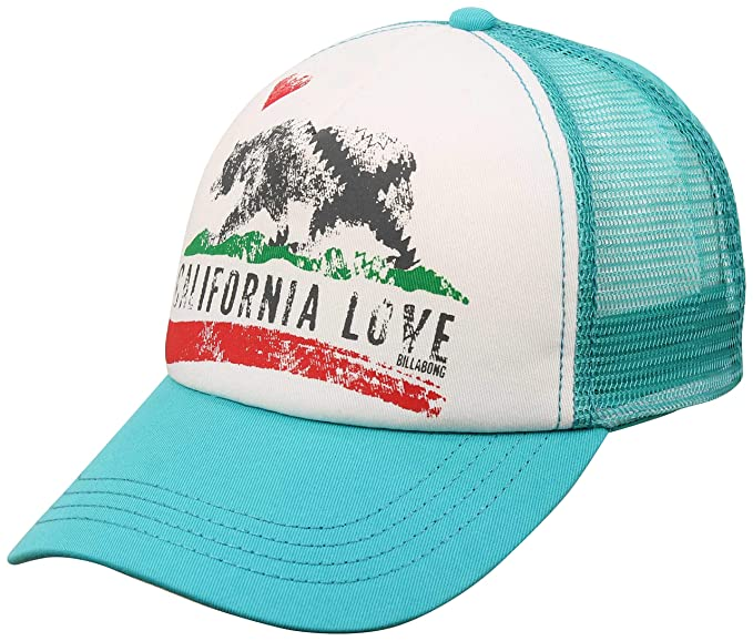 0682a59d7ddb0 Billabong Women s Pitstop Trucker Hat Aruba One Size at Amazon Women s  Clothing store