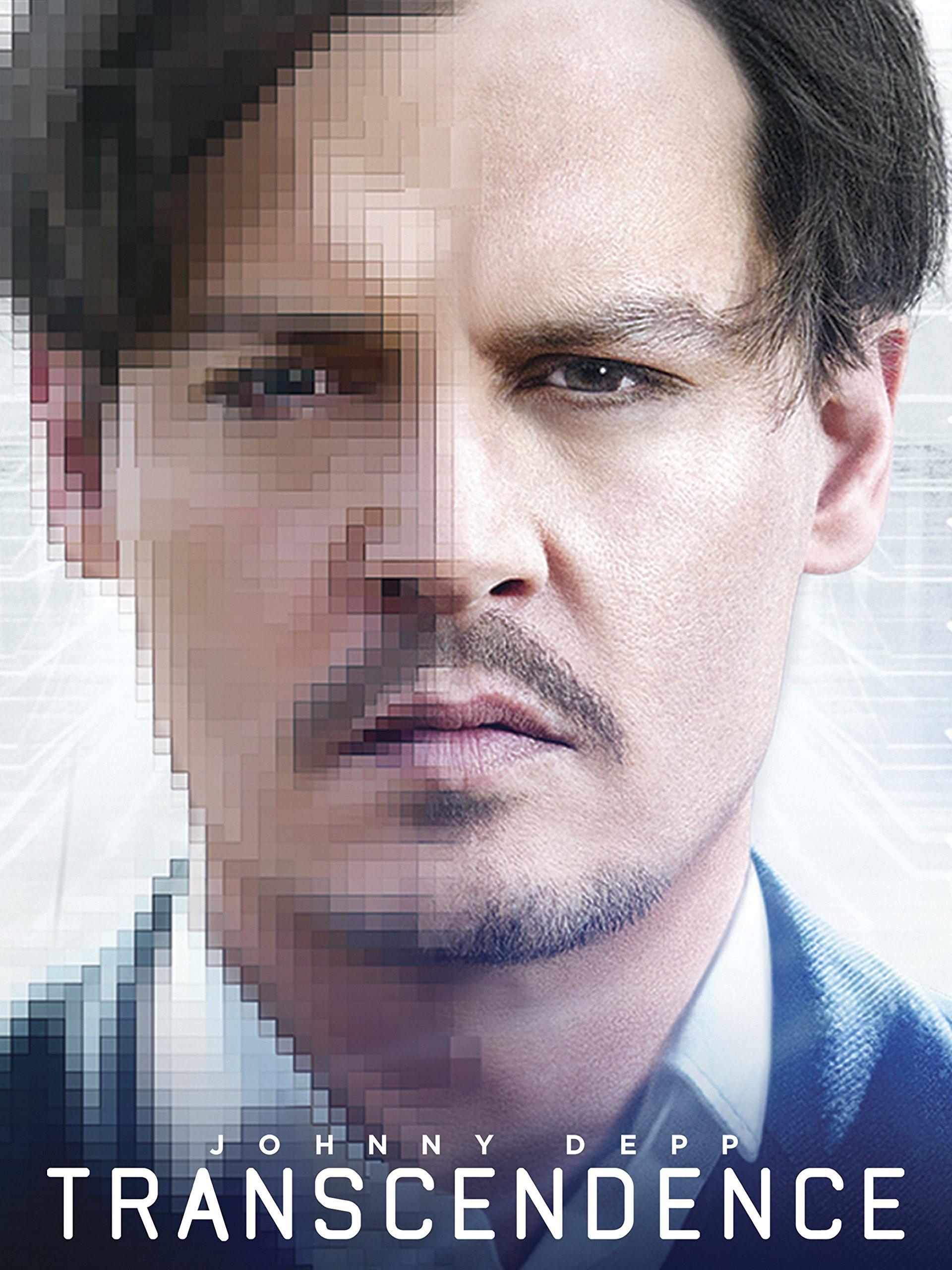 Amazon.com: Transcendence (2014): Johnny Depp, Rebecca Hall, Paul ...