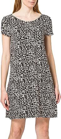 Only Onlbera Back Lace Up S/S Dress Jrs Noos Vestido para Mujer