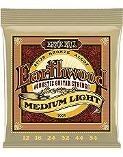 Ernie Ball Earthwood Medium Light 80/20 Bronze Acoustic Set.012 - .054