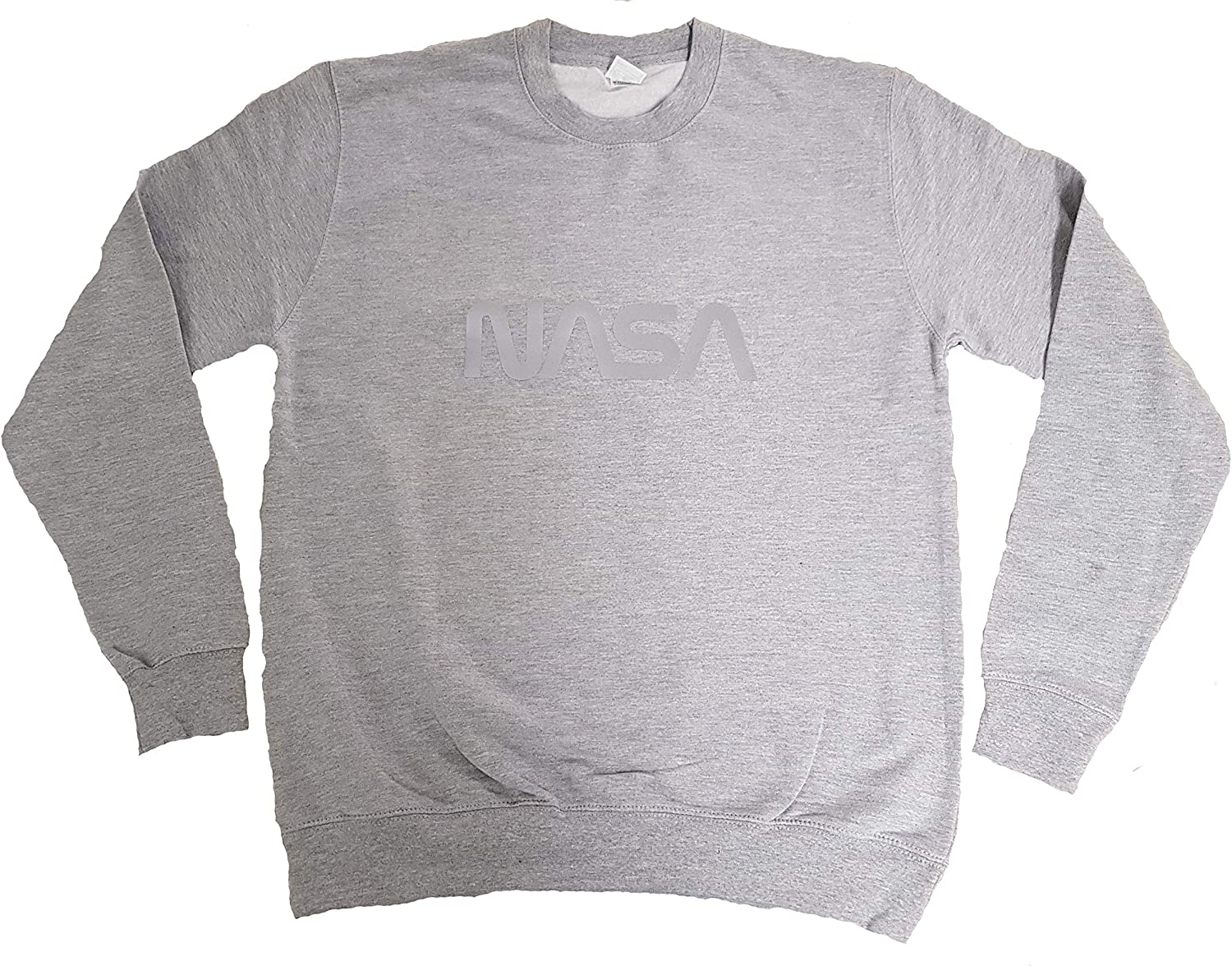 VP Toykoshi NASA Worm Reflective Logo Mens Premium Sweatshirt Licensed