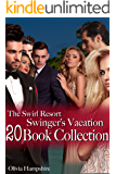 The Swirl Resort Swinger's Vacation 20 Book Collection