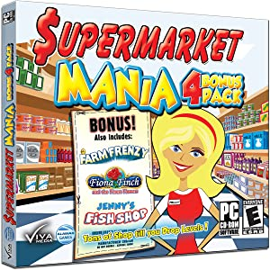 Supermarket Mania Bonus 4 Pack