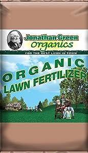 Jonathan Green 11584 Organic Lawn Fertilizer, 20-Pound