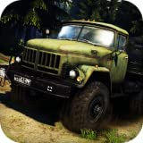 mud truck games - Simulator Off-road Zil SUV