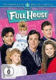Full House - Die komplette dritte Staffel (4 DVDs) [DVD] (2006) John Stamos - Import Allemagne