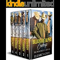 The Wentworth Cowboy Billionaire Romance Boxset: 5 Stand Alone Billionaire Cowboy Romances (The Wentworth Cowboy…