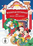 Weihnachtsspaß mit Micky und Donald
