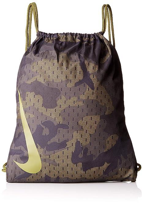 Nike Y Nk Gmsk-Camo Mochila, Unisex Infantil, (Cargo Khaki/Olive